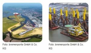 Pressebild: Bremenports