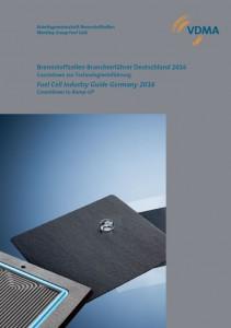 Brennstoffzellen Branchenführer Deutschland 2016 -  Countdown zur Technologieeinführung