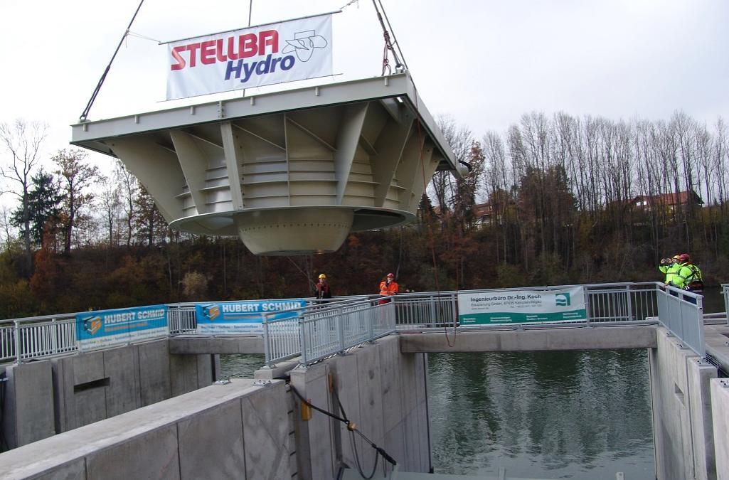 Pressebild: Illerkraftwerk Au GmbH