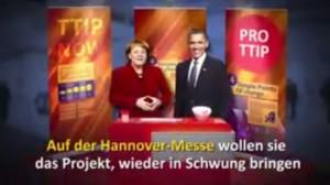Merkel und Obama kommen: TTIP & CETA stoppen! am 23. April in Hannover