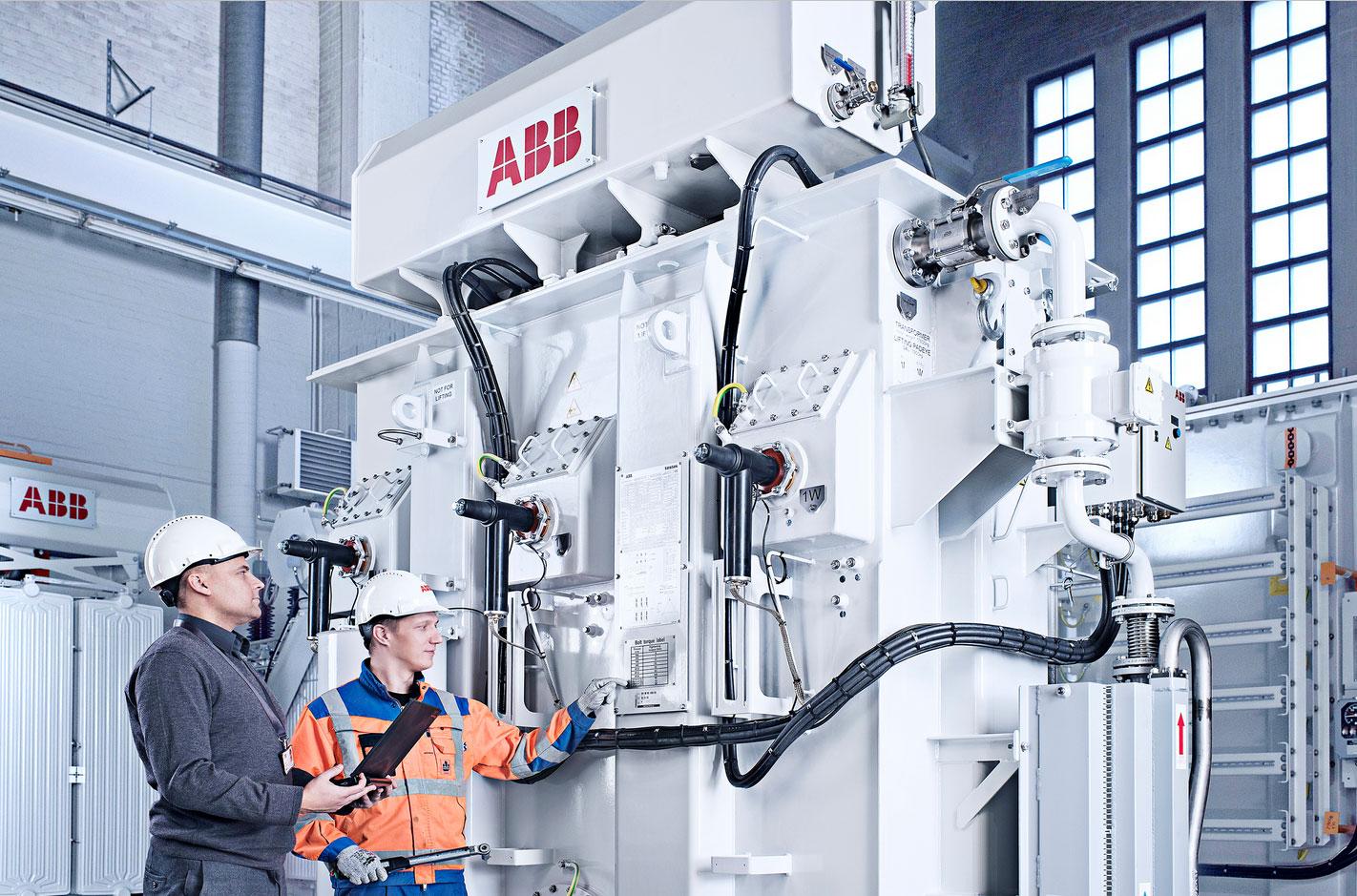 ABB transformer / Pressebild: ABB