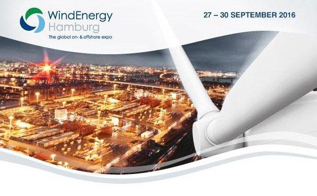 WindEnergy Hamburg 2016