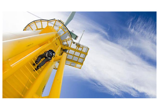 DONG Energy Wind Power ist der weltweit größte Entwickler und Betreiber von Offshore-Windkraftanlagen / Pressebild