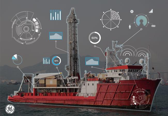 Pressebild: GE Digital Marine Drill Ship