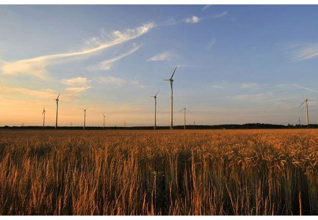TÜV NORD stellt IECRE-Zertifikat für GE-Windenergieanlage aus / Pressebild