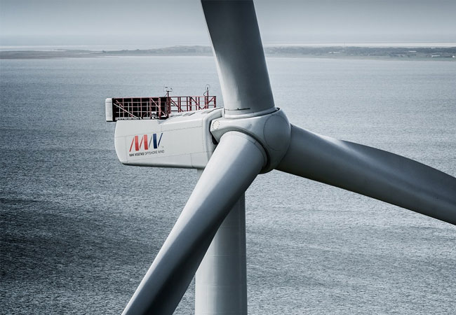 World's most powerful wind turbine / Pressebild
