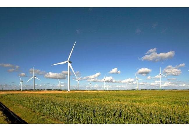 GP JOULE wind farm / Pressebild: Greenbyte