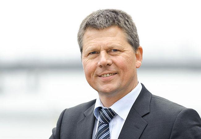 Dr. Joachim Lohse Senator für Umwelt, Bau und Verkehr Foto: Michael Stephan