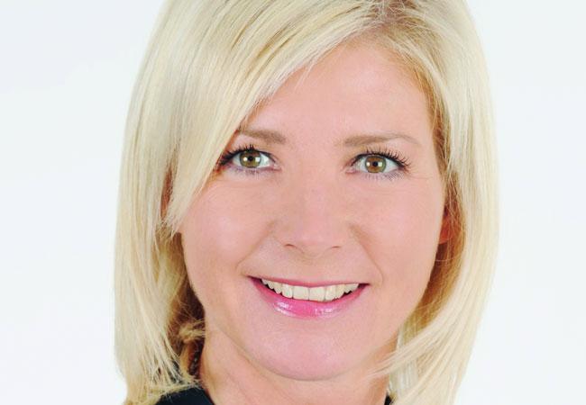 Staatsministerin Ulrike Scharf / Pressebild