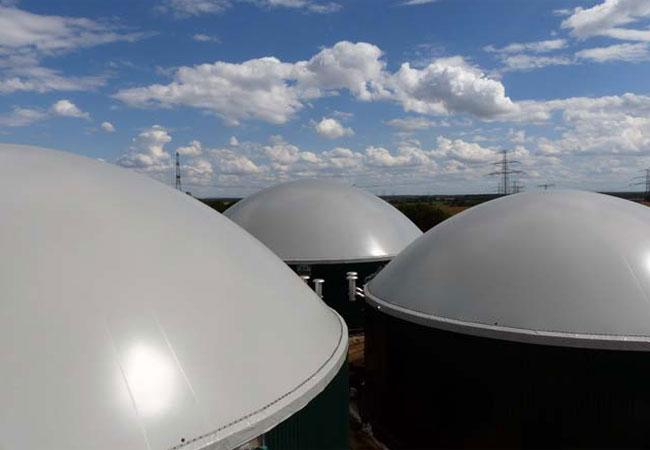 Für die UDI-Gruppe ist die Biogasanlage in Torgelow bereits das 35. Biogasprojekt / Pressebild