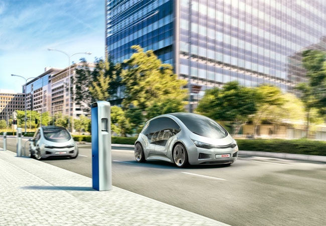 Electromobility is an area of future importance / Pressebild