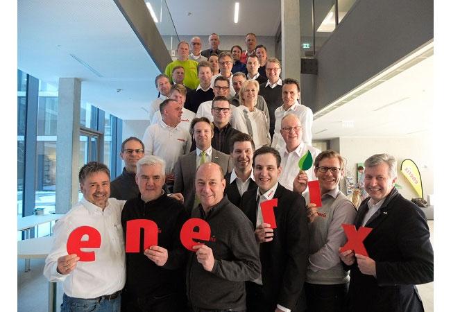 enerix-Franchisepartner 2017 / Pressebild