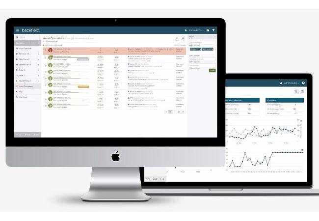 Bazefield-Betriebsmanagement-Software steuert 10 GW EE-Anlagen / Pressebild