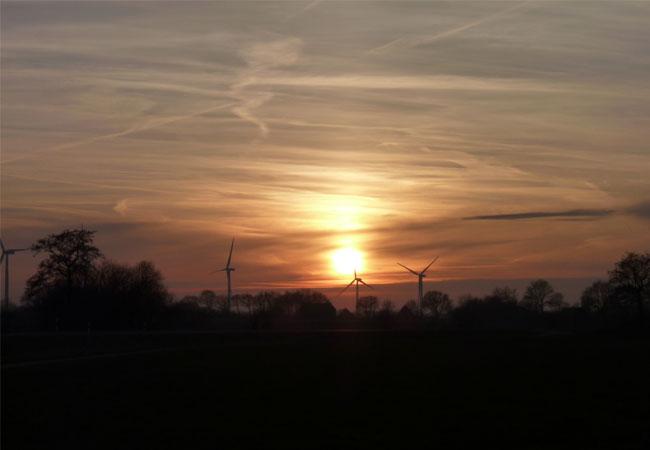 IG Windkraft fordert Abbau der Warteschlange der genehmigten Windkraftprojekte / Foto: HB
