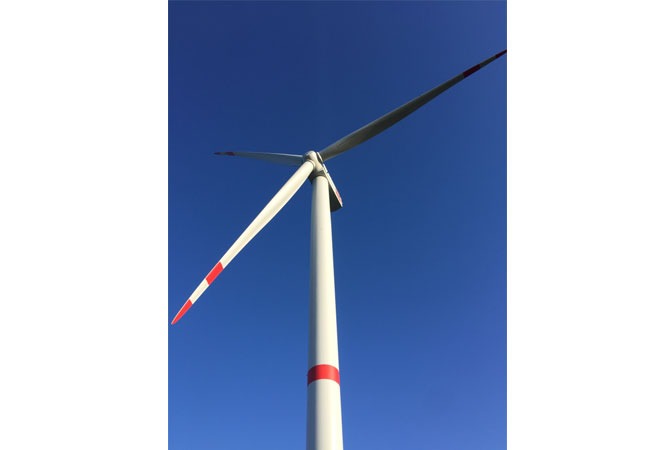 Image: Senvion 6.2M152 Prototype; Source: 8.2 Consulting AG