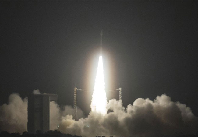 Satellit Sentinel-2B erfolgreich gestartet / Pressebild