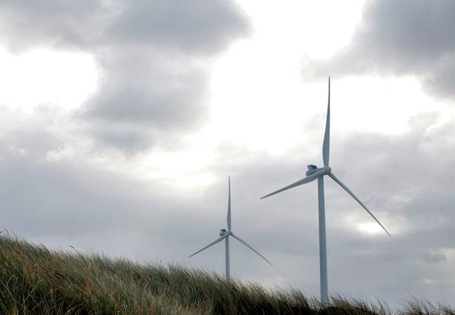 Vestas Windanlagen / Pressebild