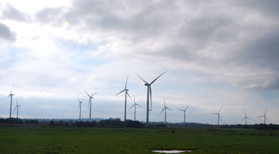 Windpark / Foto: HB