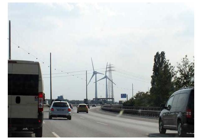 Die Windstromautobahn soll den Süden mit Energieversorgen / Foto: HB