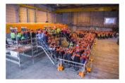 Pressebild: Weltrekord-Rettungsboot