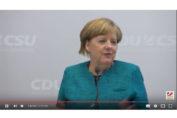 Merkel auf dem 9. Energiepolitischen Dialog