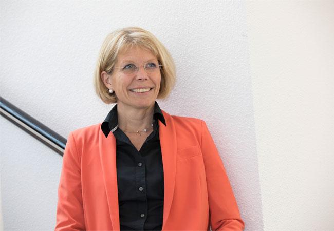 Pressebild: TU Wien vergibt Porsche-Preis an Anke Kleinschmit