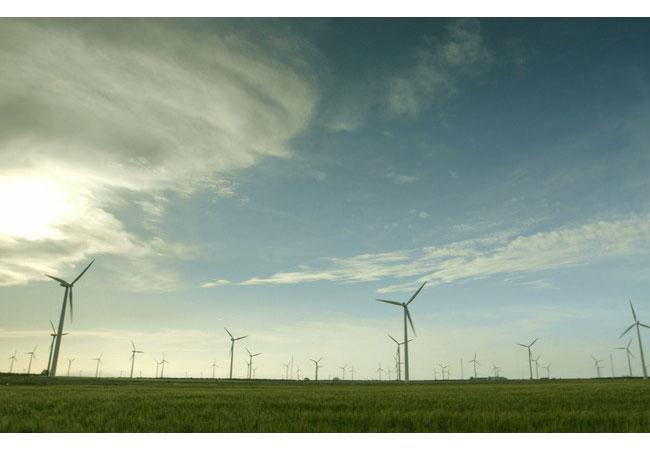 Windräder in La Muela / Pressebild