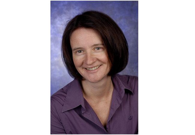 Bild von Frau Prof. Dr. Astrid Dannenberg (Foto: privat)