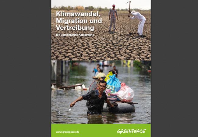 """Pressebild: Studie """"Klimawandel, Migration und Vertreibung"""""""