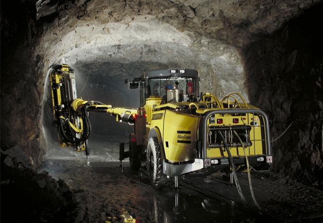 Bildunterschrift: Das Bau- und Bergbaugeschäft will Atlas Copco 2018 separat an die Börse bringen. Der Name des neuen Konzerns soll Epiroc lauten. (Bild: Atlas Copco).