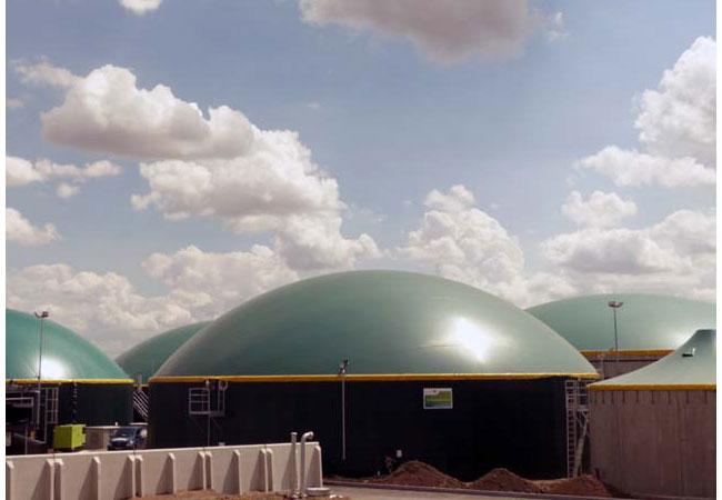 Alleskönner Biogas Strom oder Gas – Biogasanlagen können beides und das wetterunabhängig und leistungsstark / Pressebild