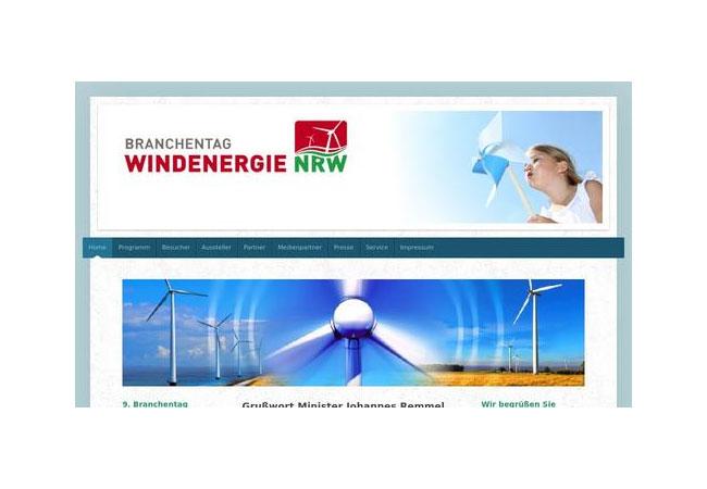 9. Branchentag Windenergie NRW 28. und 29. Juni 2017