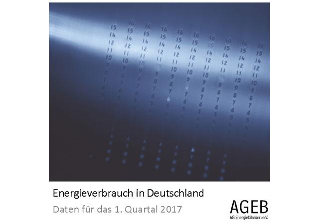 Energieverbrauch in Deutschland / AGEB