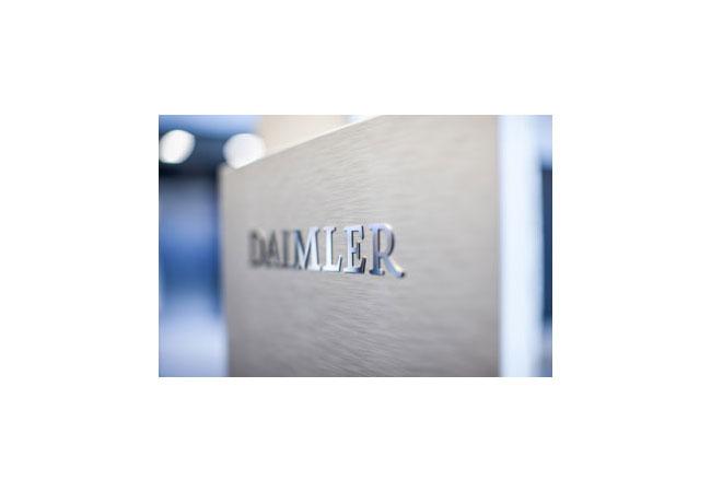Pressebild: Daimler