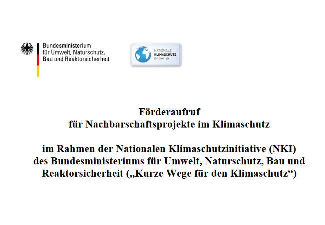 Förderaufruf Kurze Wege PDF | 291 KB
