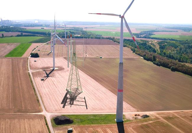 Pressebild: Fotomontage Pilotanlage Deutschland