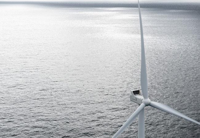 Pressebild: MHI Vestas celebrates opening of Nobelwind offshore wind park in Belgium