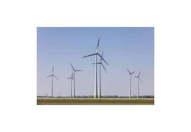 Windpark Andlersdorf / Copyright: Wien Energie/FOTObyHOFER