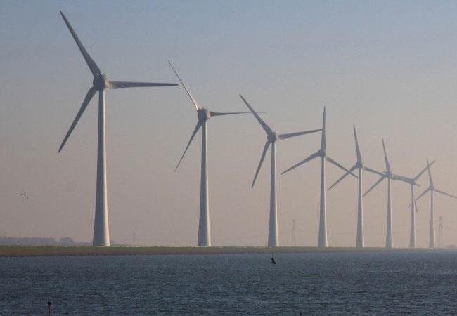Pressebild:Onshore-Windpark Zuidwester