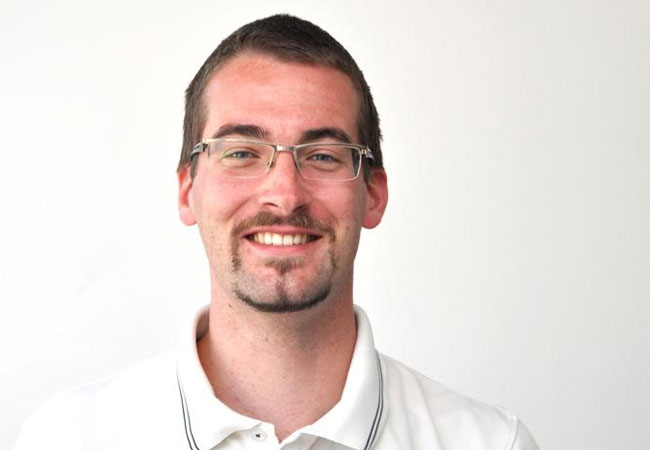 Pressebild: Richard Höfer, Student der Hochschule Biberach Foto: HBC