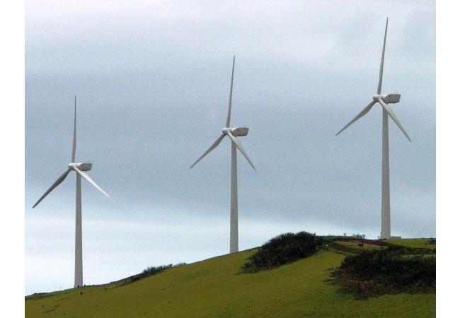 Pressebild: Galapagos San Cristóbal Island Wind Project