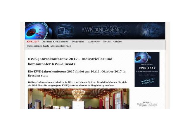 Pressebild: KWK-Jahreskonferenz 2017