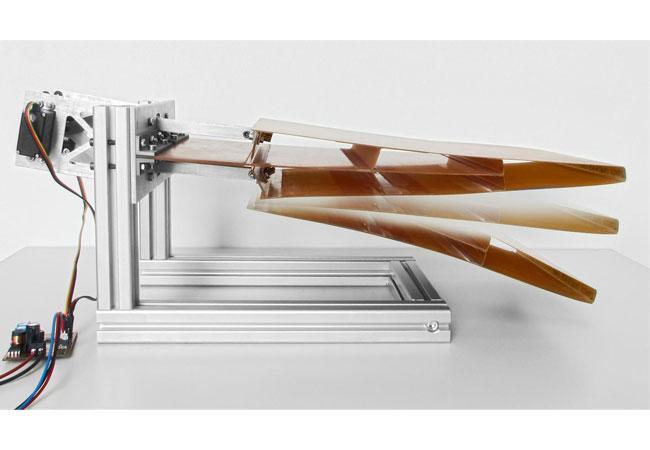 Smart Blades: Intelligente und stabilere Rotorblätter für die Windkraft / Pressebild