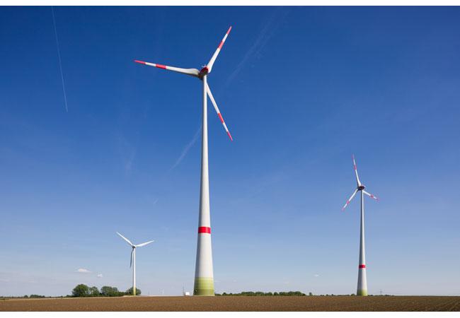 Die enviaM-Gruppe nimmt Windpark Großkorbetha in Sachsen-Anhalt in Betrieb / Pressebild