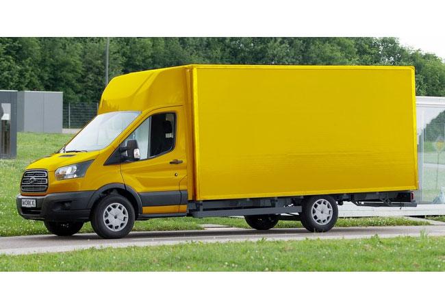 Pressebild: Deutsche Post und Ford bauen E-Transporter / Partnerschaft für emissionsfreien Lieferverkehr / Wichtiger Impuls für Elektro-Mobilität in Deutschland. StreetScooter Work.