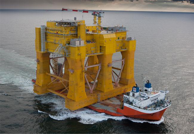 ABB liefert Offshore-Netzanbindung für DolWin2