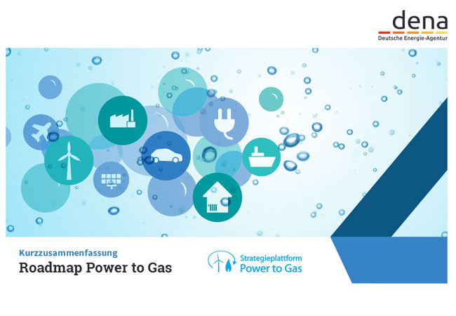Roadmap Power to Gas
