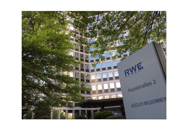 RWE Zentrale Huyssenallee 2, 45128 Essen / Pressebild