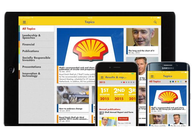 Pressebild: Shell