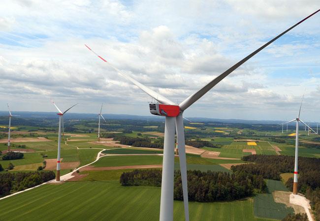 Windanteil im kommunalen Strommix steigt / © 2017 Trianel GmbH